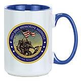 IJMM Color :Logo 16 Ounce Coffee Mug