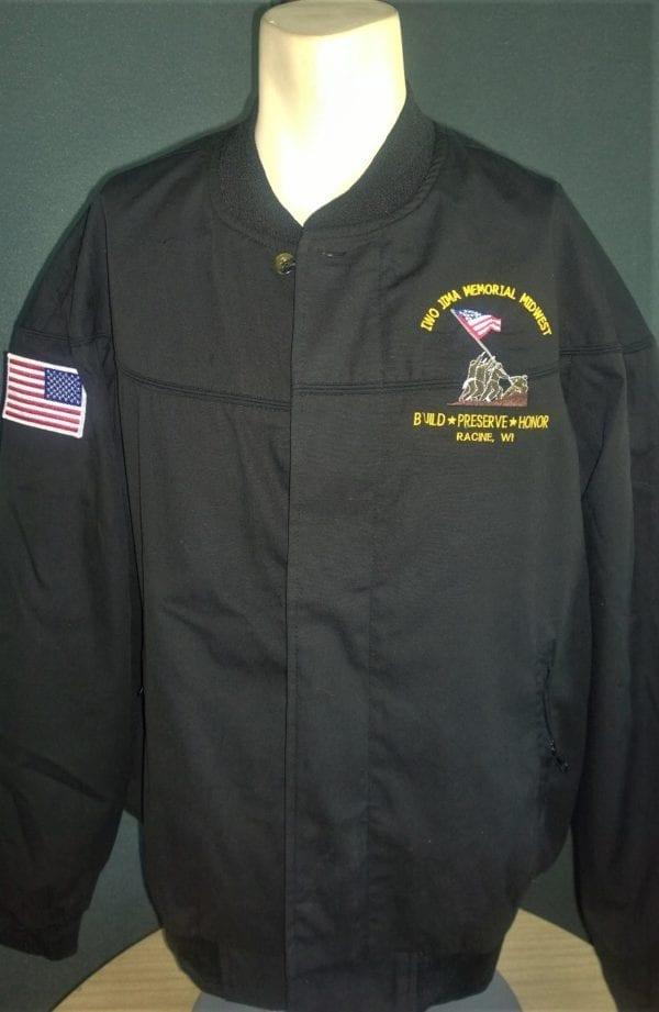 IJMM Premium Color-Embroidered Jacket